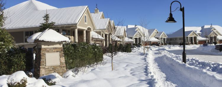 Image result for how to protect your home from winter