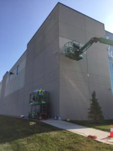 why you should repaint your business office exterior