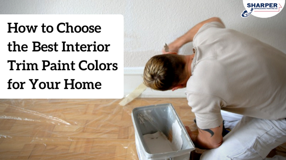 Incroyable Interior Trim Paint Colors Tips For Choosing The Best Trim Paint For Your  Home