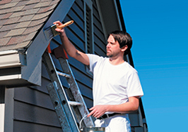 Exterior House Painting Dublin Ohio