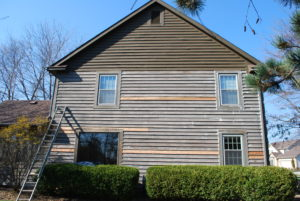 Exterior House Painting Siding