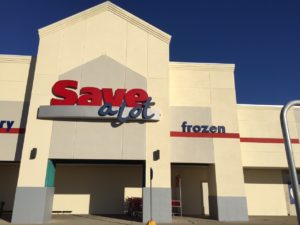 Save A Lot Commercial Painting Exterior