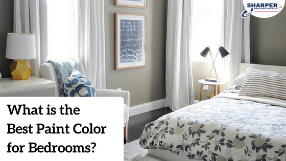 What is the Best Color to Paint a Bedroom? | Bedroom Wall Painting Ideas