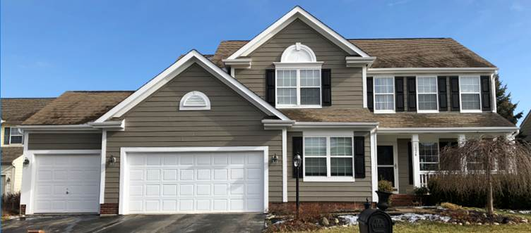 Garage Door Painting Services