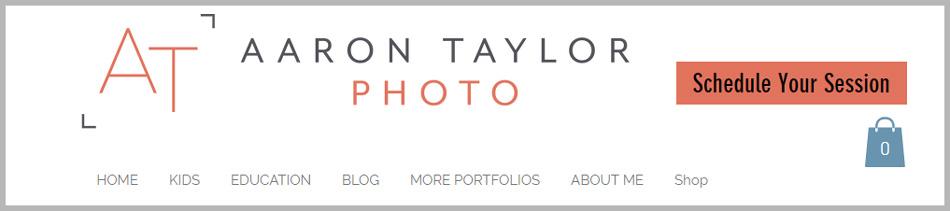 Aaron Taylor Photo Blog