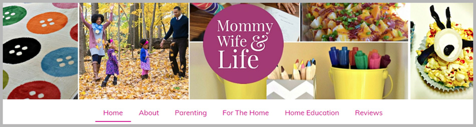 Mommy Wife Life Blog