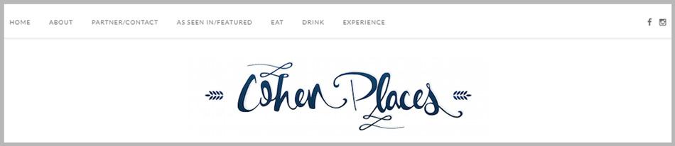 Cohen Places