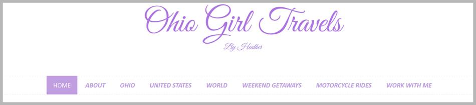 Ohio Girl Travels Blog