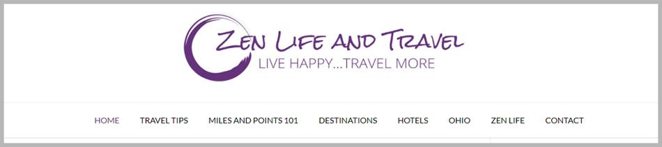 Zen Life And Travel Blog