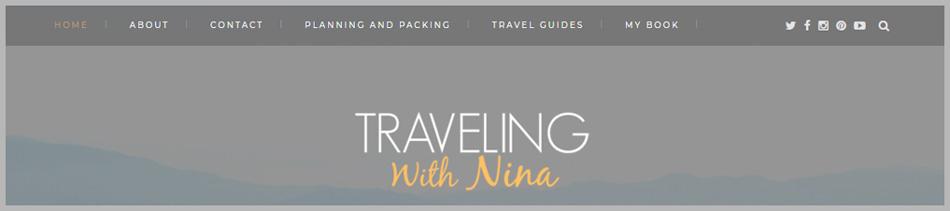 Traveling With Nina