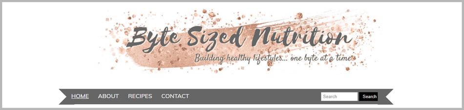 Byte Sized Nutrition Blog