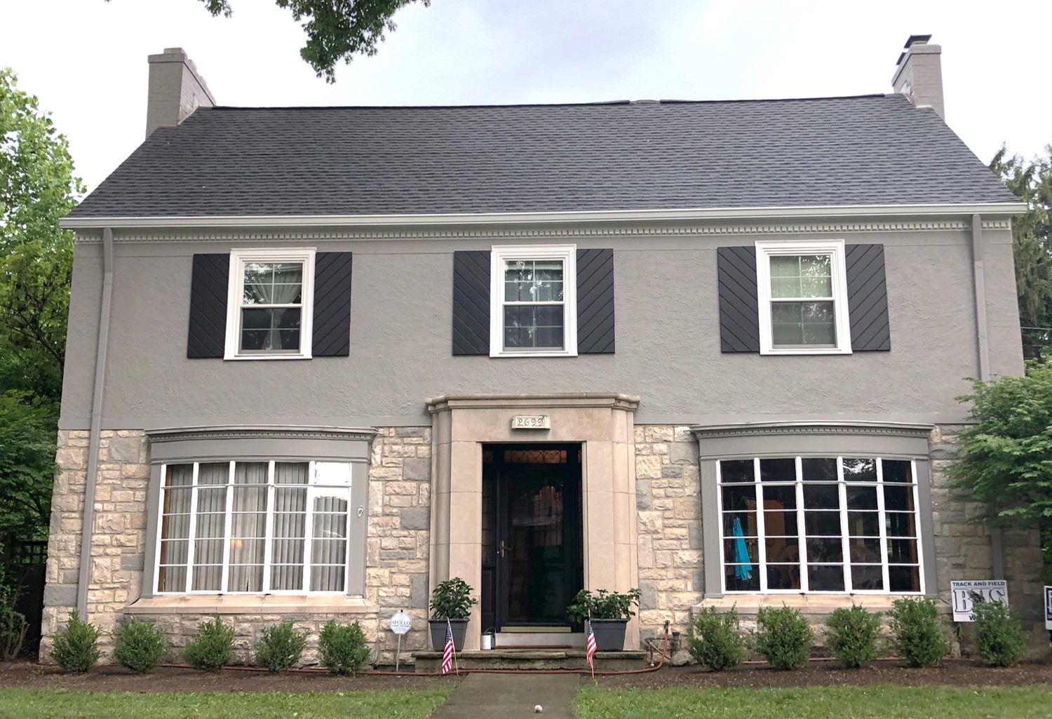 Breathing New Life Into An Older Home Wood Repair Exterior Paint Upgrade