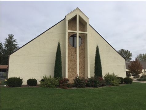 Church Exterior Painting Overland Park KS