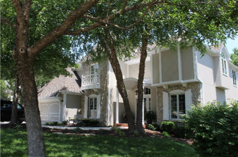 Exterior Painting Upgrade Overland Park