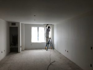 interior painting commercial
