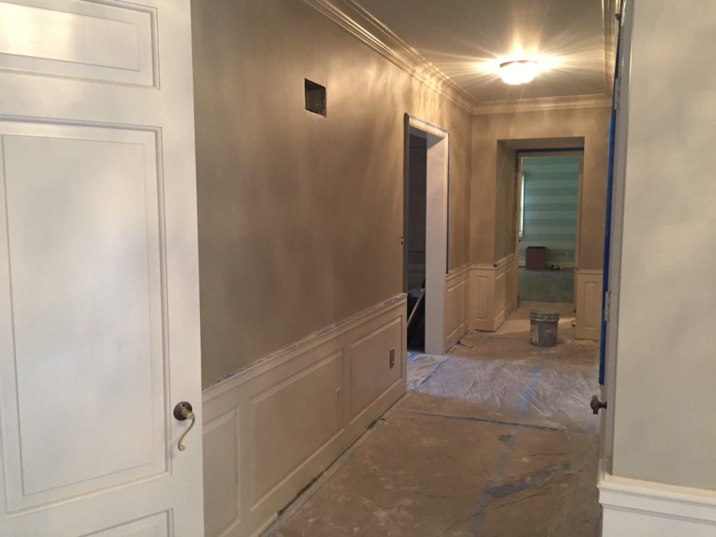 Interior Painting Project After New Paint Overland Park KS