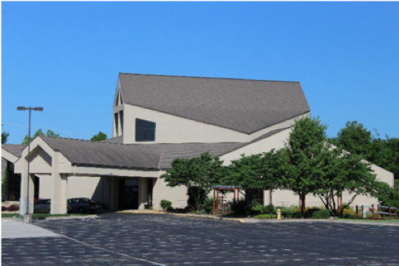 Overland Park Lutheran Church Painting After