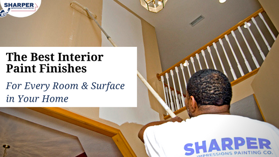 Best Interior Paint Finishes For Every Room U0026 Surface In Your Home