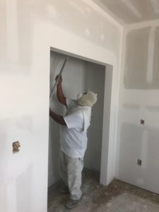 commercial ceiling painter