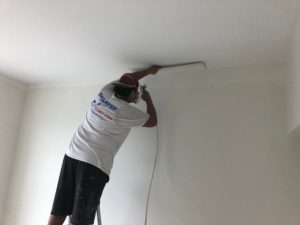 commercial interior painting wall
