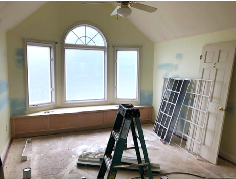 interior painting upgrade carmel indiana before