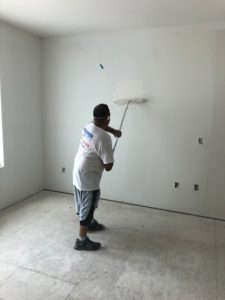 wall painter commercial