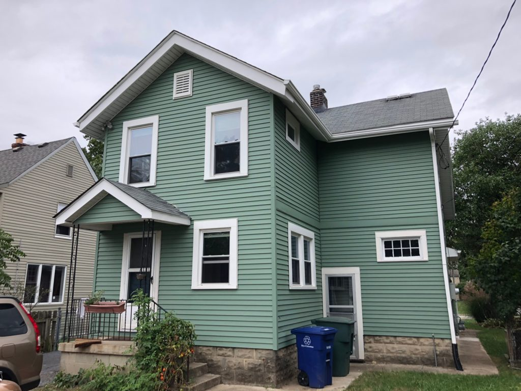 westerville ohio exterior painting upgrade