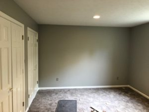 After Painting Bedroom