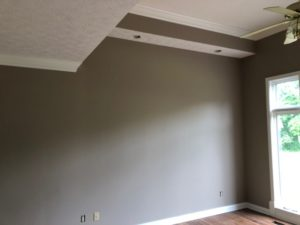 After Wall Painting