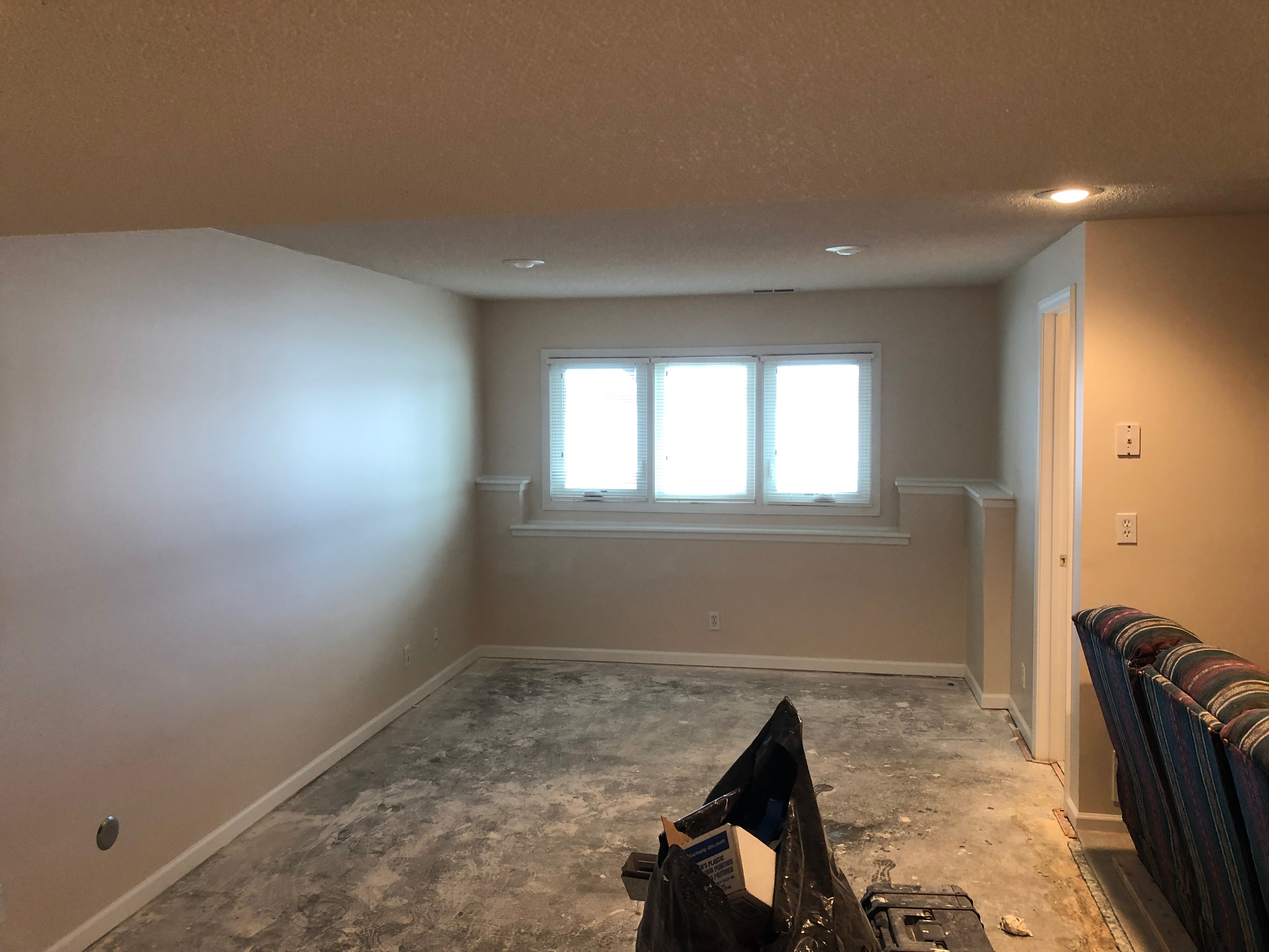 interior wall painting olathe ks after