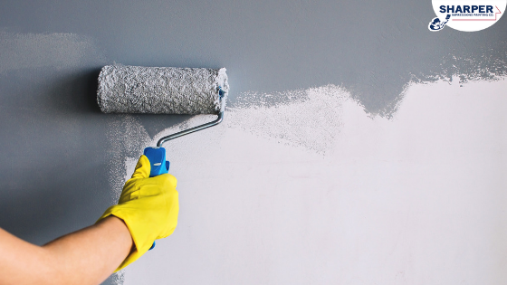 repainting your home interior the importance of repainting interior surfaces