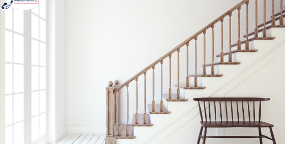 Should You Paint or Stain Stairs and Railings in Your Home