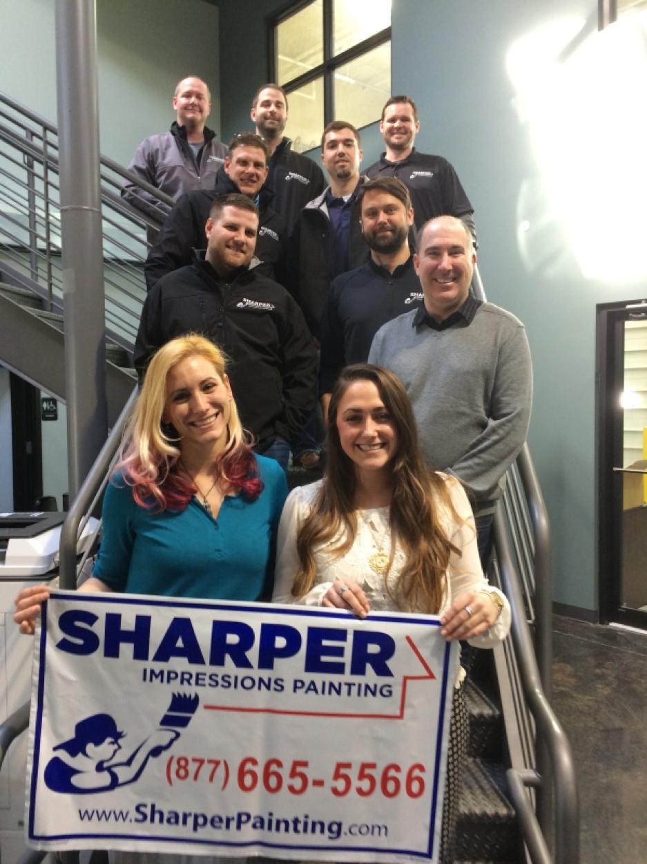 sharper impressions staff