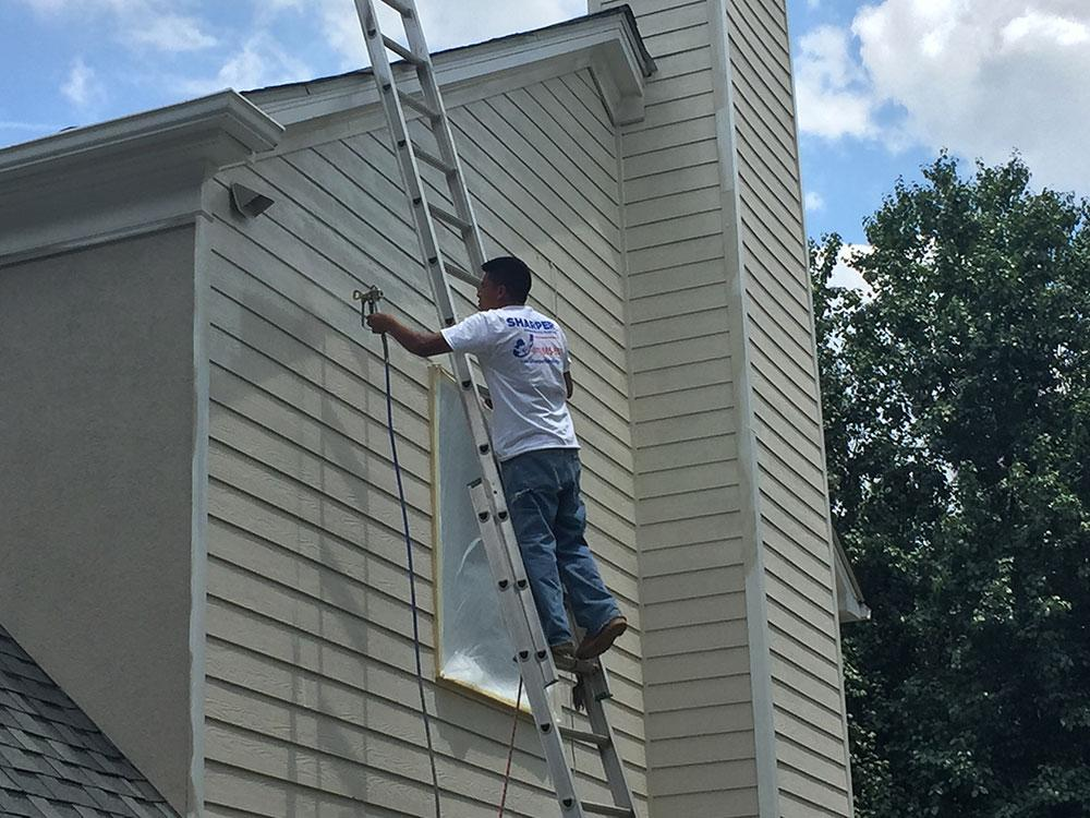 Painting Hardie Plank Siding The Best Exterior Paint And