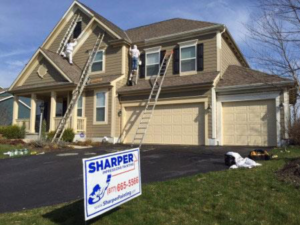 Painting Hardie Plank Siding pros and cons