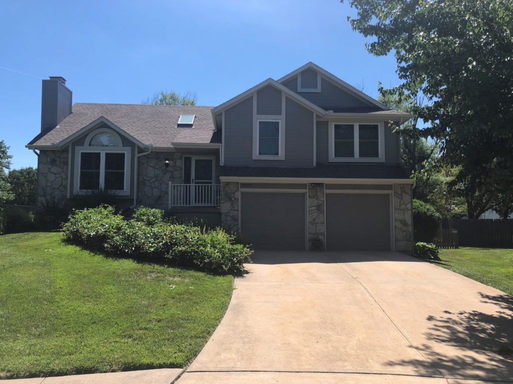 Professional Exterior Painting In Overland Park Ks