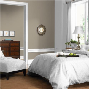 painting your bedroom gray