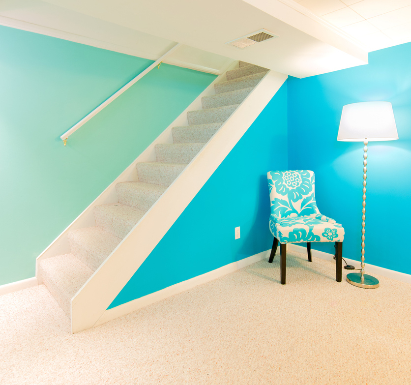 What Color Should I Paint My Basement How To Choose The Best Paint Colors For Basements