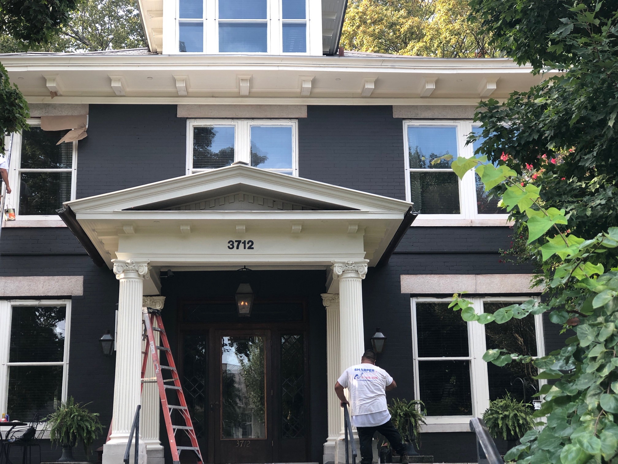 exterior painting nashville tn after picture