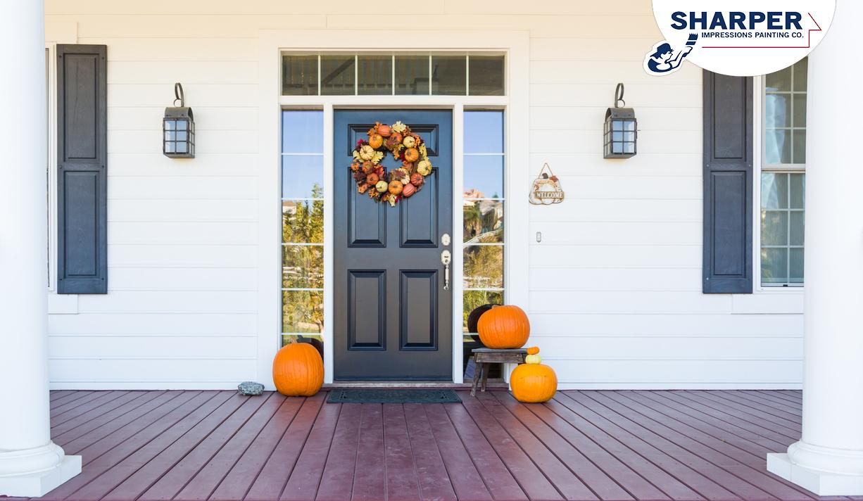 Exterior: Fall Home Improvement Projects: 11 Home Improvement Ideas