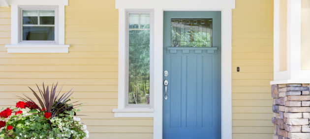 best paint color for front door