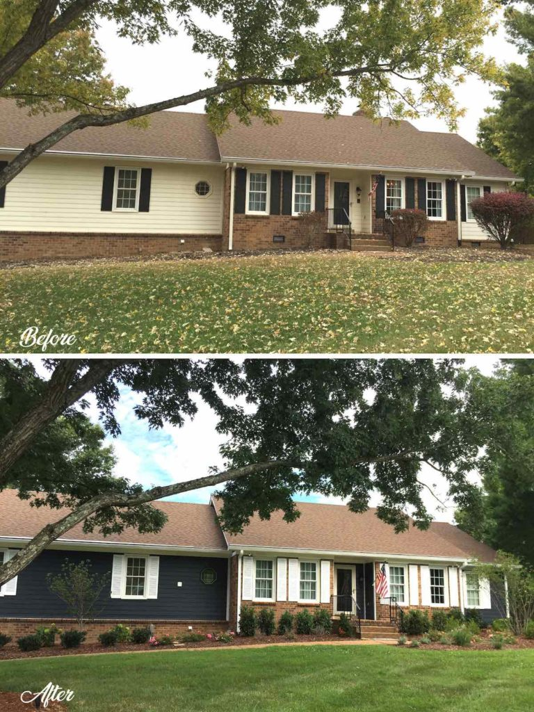 Exterior Home Painting in Powell, Ohio